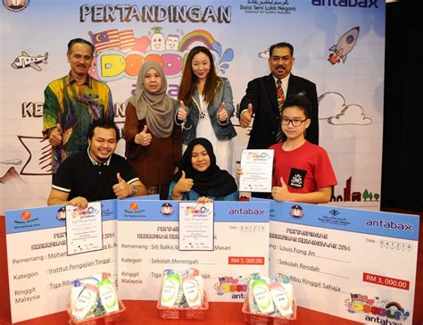 antabax doodle contest antabax announces winners of 1st national hygiene