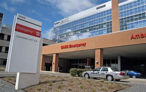 of arkansas for sciences healthcare wayfinding study uams