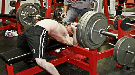 most bench pressed 8 bad ass bench press tips t nation