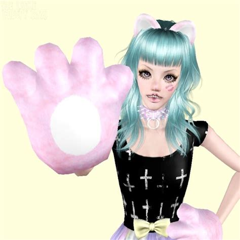 1000 images about pastel goth and grunge sims 4 cc on 1000 images about sims 3 on pinterest baby red fox
