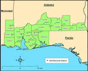 map of florida panhandle and alabama matelic image florida gulf coast map