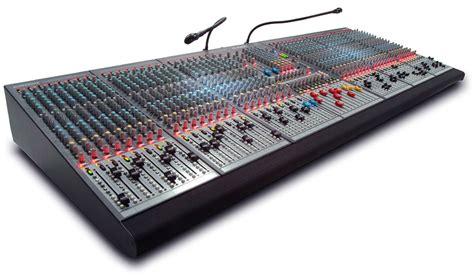 Mixer Allen Heath Gl2800 allen heath gl2800 dual function live sound mixer