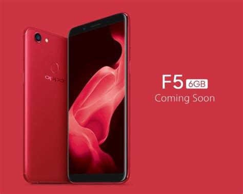 Ready Oppo F5 oppo f5 edition 64gb rom 6g end 11 28 2018 12 15 pm