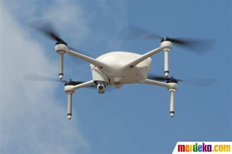 Drone Terkecil Di Dunia foto optimus robot drone pertama di dunia tanpa kendali