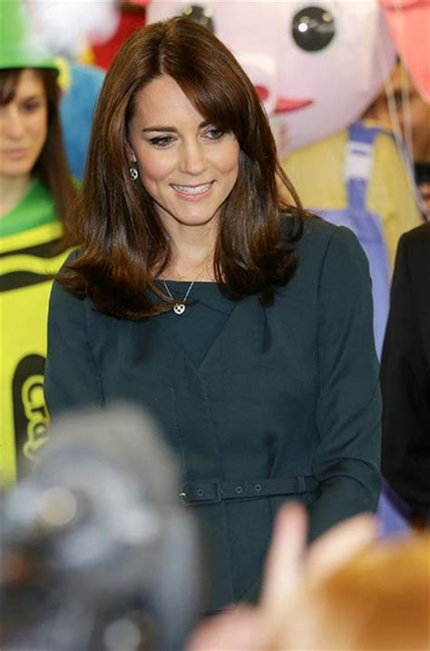 kate middletons shocking new hairstyle kate middleton debuts elegant new hairstyle at charity event