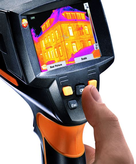 the voice within testo testo 875 2i set versatile thermal imager 0563 0875 03