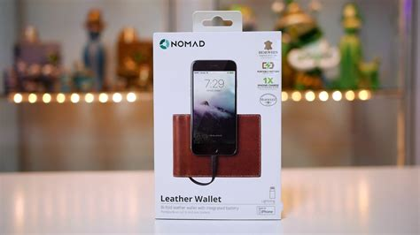 Iphone X Original Nomad Hex Premium Black nomad wallet review for iphone 7 premium horween leather
