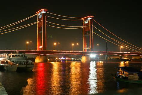 jembatan ampera  geraldinefakhmiakbar  deviantart