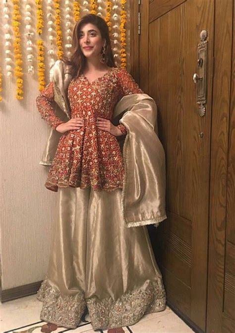 pin  hadia zareef  urwa wedding pakistani bridal