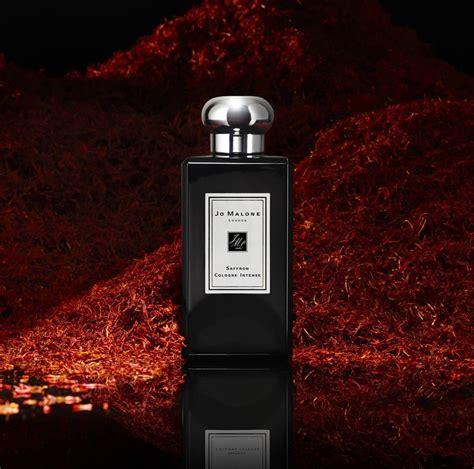 jo malone saffron cologne intense   perfume