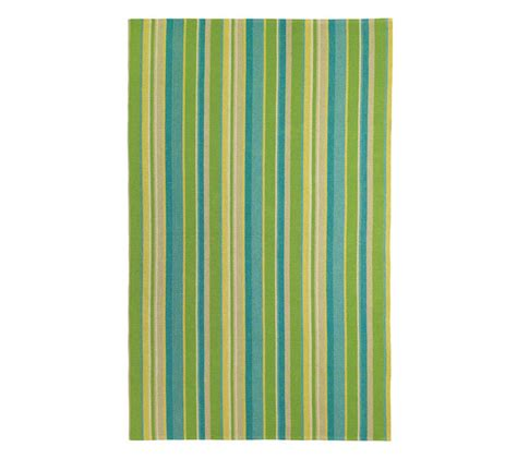 Stripe Sweet Green sweet lime stripe rug farmhouse and cottage