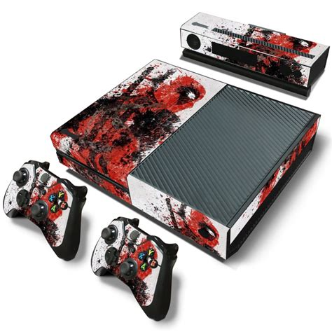 Ds4 Skin Deadpool By Stiker Onlen xbox stickers reviews shopping xbox stickers