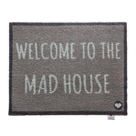 welcome mat material buy hug rug home garden collection door mat home 24