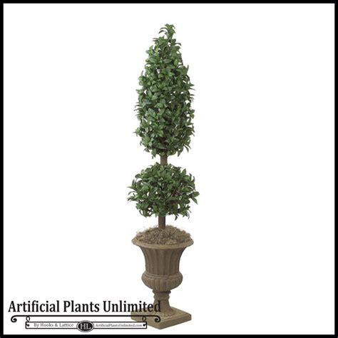 indoor topiaries 6 artificial laurel topiary tree indoor