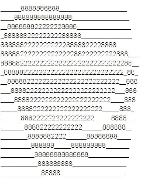 imagenes para celular hechas con simbolos coraz 243 n taringa