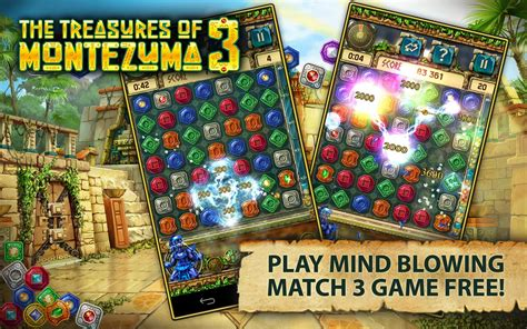 the treasures of montezuma 3 android apps on play