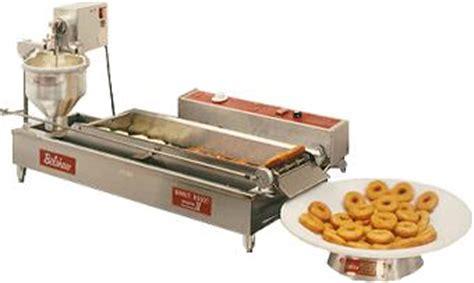 Countertop Donut Fryer by Belshaw V Donut Production System