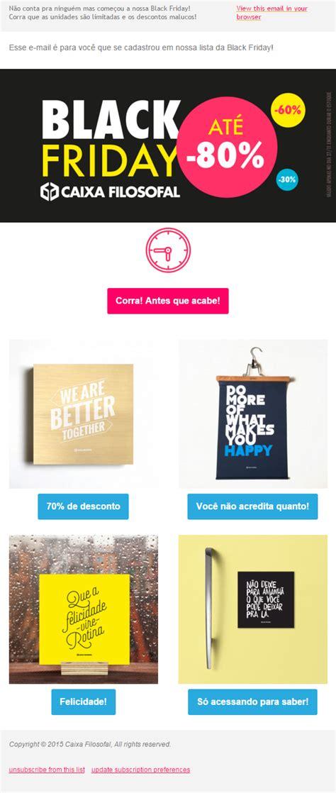 layout de email mkt exemplos de email marketing black friday design e outras