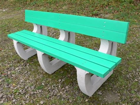 park bench productions garden benches recycled plastic education