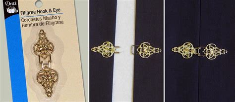 decorative jacket clasps fascinating fasteners sew4home