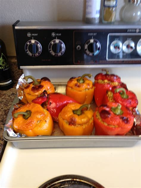 Detox Stuffed Peppers by 21 Day Sugar Detox And Basic Paleo Stuffed Peppers