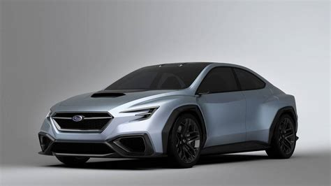 subaru concept viziv subaru viziv performance concept could preview wrx
