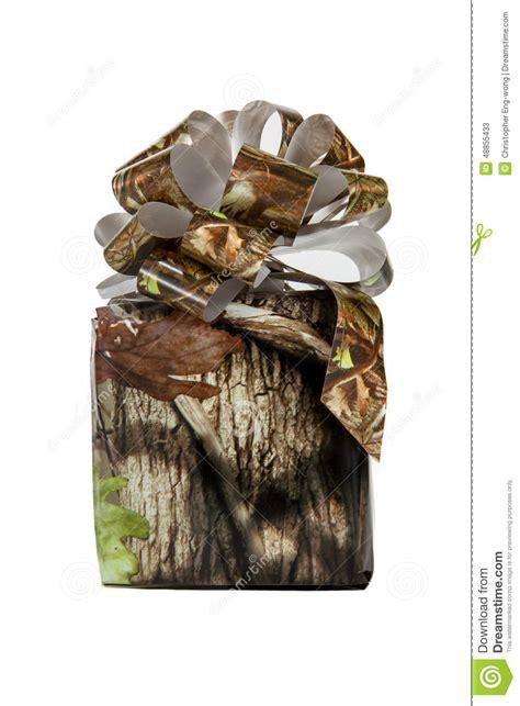 camouflage box stock photo image 48855433