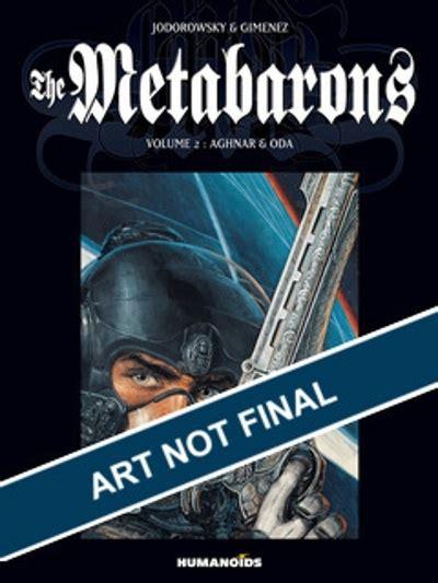 the metabaron vol 1 icv2 carthago returns and more jodorowsky