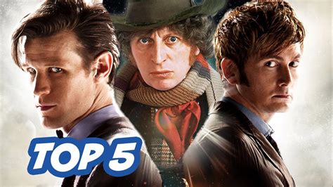 best doctor who top 5 best doctors doctor who week
