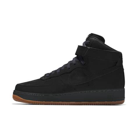 Sale Nike Air One High Premium Murah nike air 1 high premium id black gum medium brown