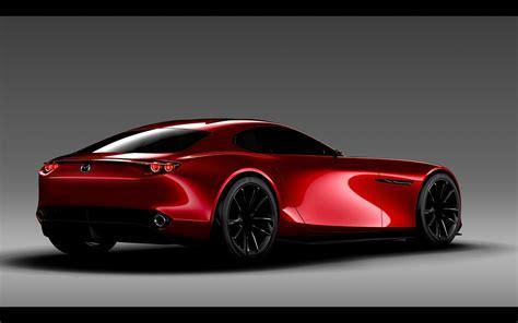 mazda supercar 2015 mazda rx vision concept vision r x supercar wallpaper