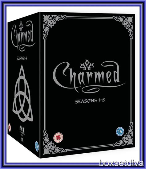 belchester box set series 1 charmed complete collection series 1 8 brand new