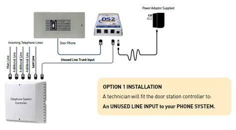 telephone wiring diagram intercom system efcaviation