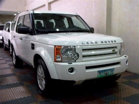 land rover philippine land rover manila 12 leather seats new land rover used