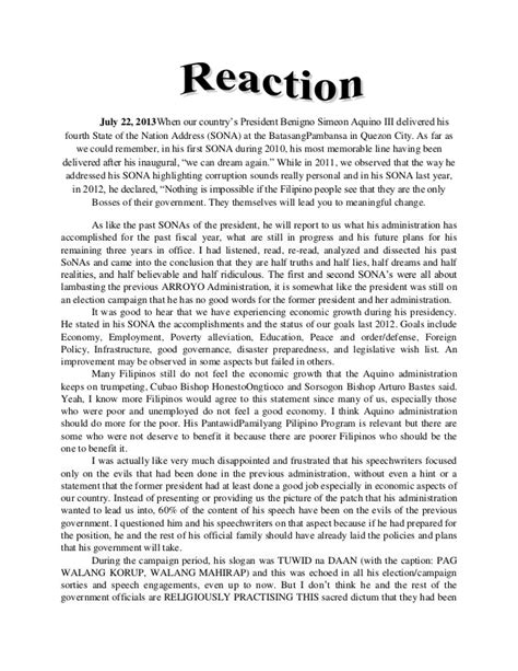 how to write an introduction for a reaction paper thesis writers in india portfolio reaction to poverty