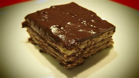 cocinando con montse tarta de nutella con galletas tarta de galleta y chocolate receta facil youtube