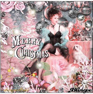 romantic merry christmas picture  blingeecom