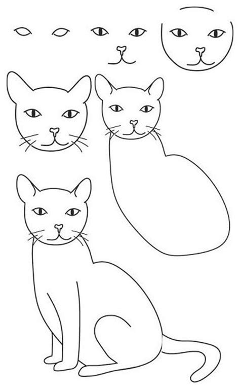 imagenes para dibujar a lapiz de animales faciles como dibujar animales faciles para ni 241 os archivos