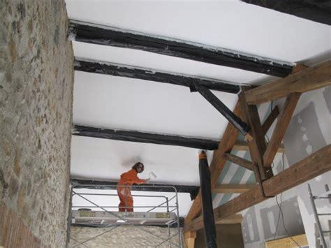 semaine 5 peinture plafond electricit 233 portes