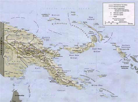 In Papua New Guinea Dodwell g 233 ographie de la papouasie nouvelle guin 233 e wikip 233 dia