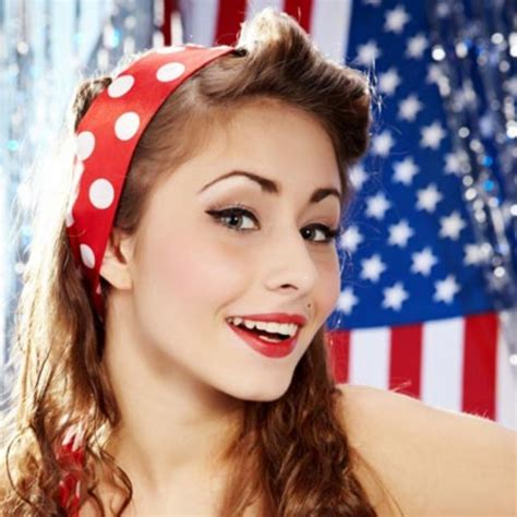 girl hairstyles with bandana 50s girl hairstyles with bandana www imgkid com the