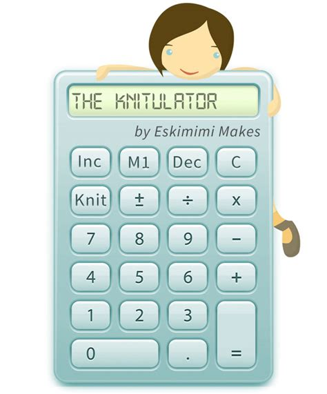 decrease knitting calculator eskimimi s knitulator knitting increase and decrease