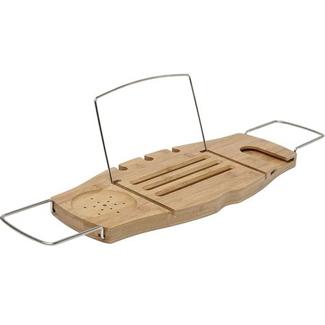 umbra bathtub caddy umbra aquala bathtub caddy in tub caddies and accessories