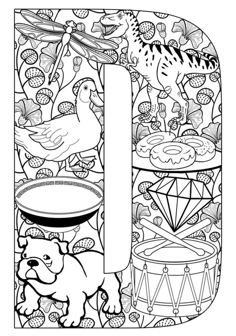 coloring pages that start with the letter g coloring pages things that start with the letter i