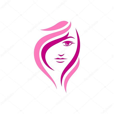 beauty layout vector beauty face vector template stock vector 169 mehibi 83186184