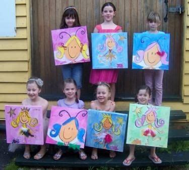 painting for seven year olds birthday crafts for 7 year olds preschool