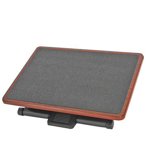poggiapiedi per scrivania poggiapiedi pedana scrivania ufficio t553 inclinazione