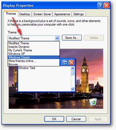 kumpulan membuat larutan zpt cara mengganti theme atau tema di windows xp