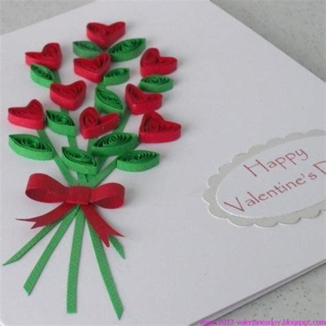 Handmade Ideas For Valentines Day - day handmade gift cards i you picture