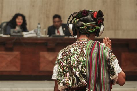 Genocide In Guatemala Essays by In Guatemala Indigenous Seek Justice After Armed Conflict Inter Pares